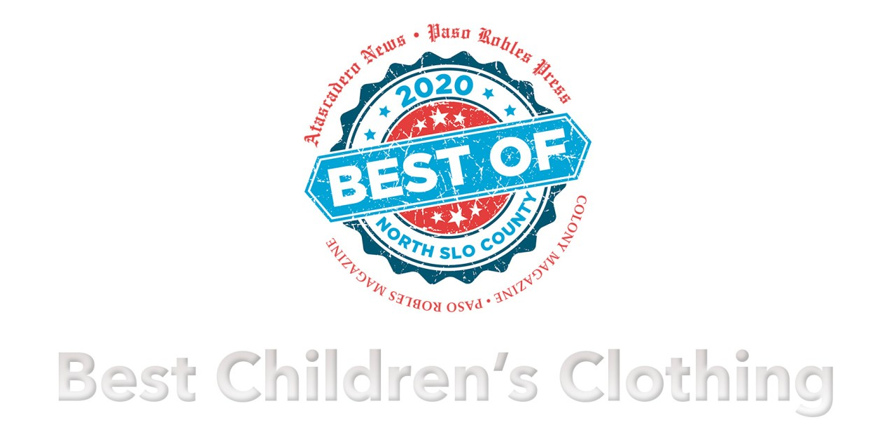 Best of 2020 Winner: Best Children's Clothing