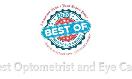 Best of 2020 Winner: Best Optometrist or Eye Care