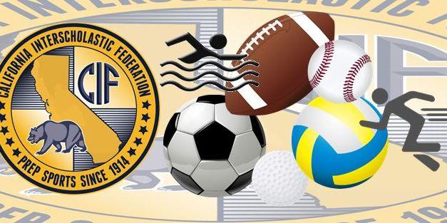 CIF Central Section Sports Calendar Update