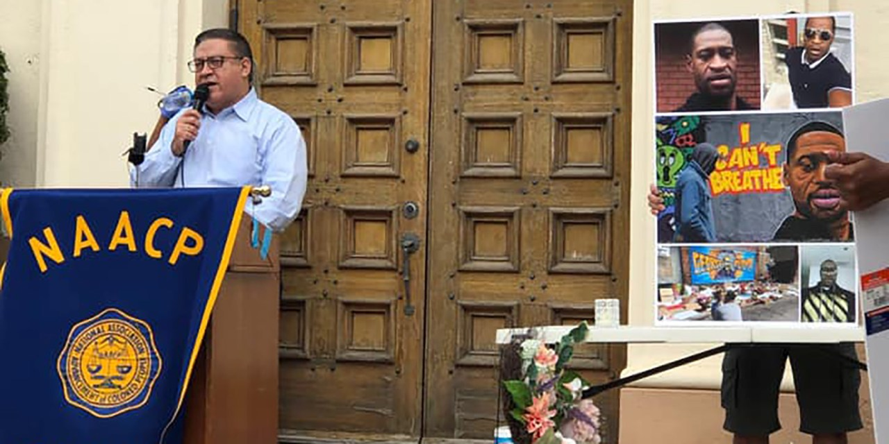 Salud Carbajal Cosponsors Police Reform Act