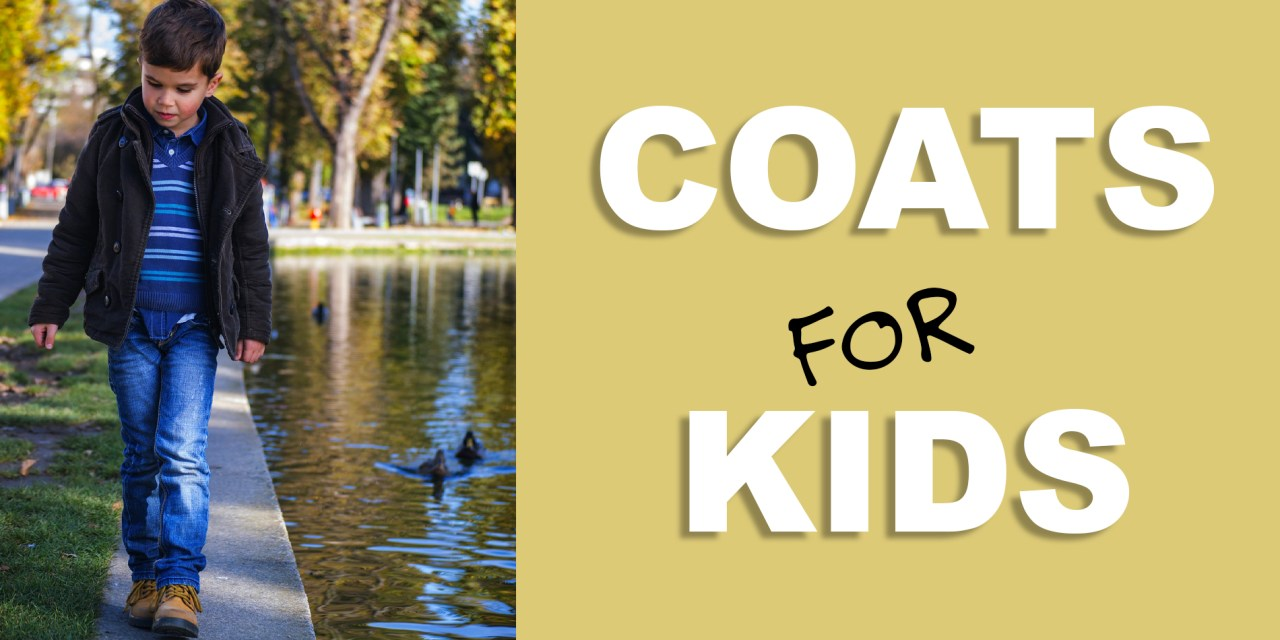 Coats for Kids of SLO County Call for Donations