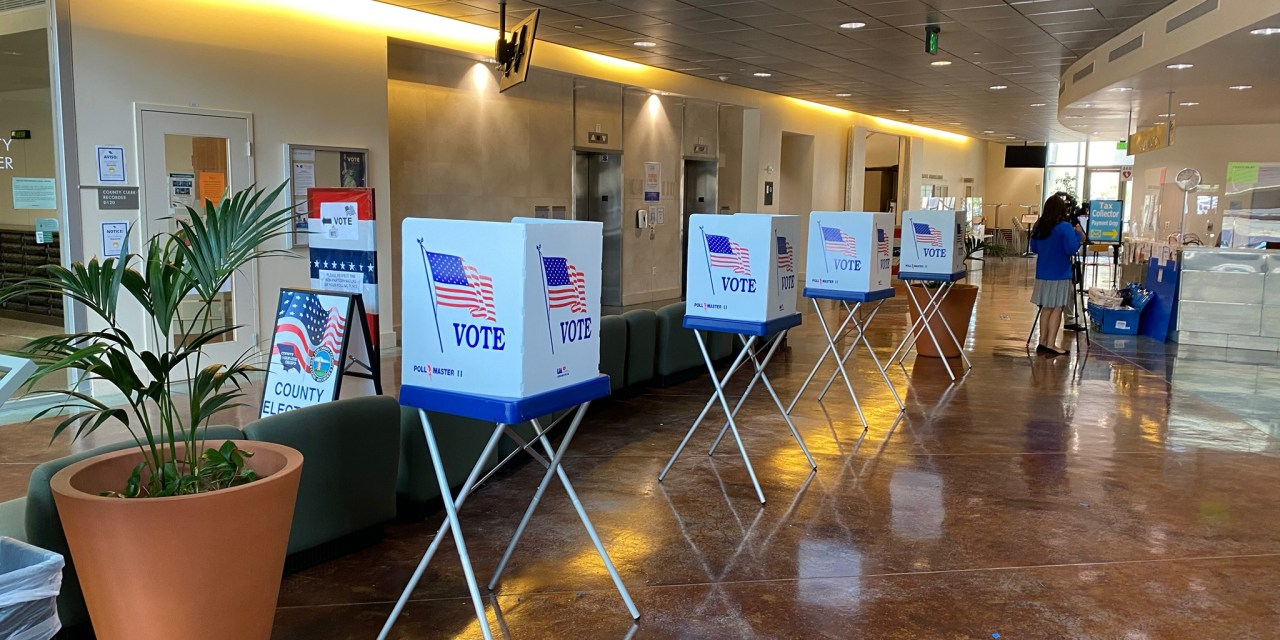 County Election Official Confident as Early Voting Begins