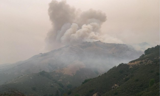 Weather Helping Firefighters Contain Dolan fire