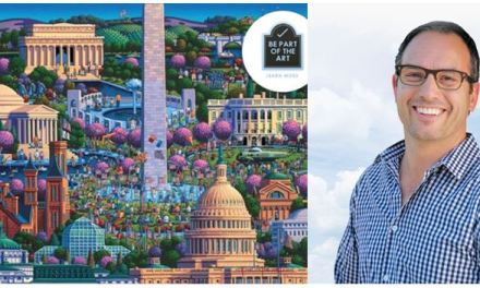 Famous Puzzle Artist to Immortalize Morro Bay