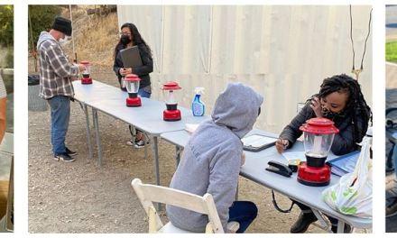 ECHO Opens Emergency Warming Shelter