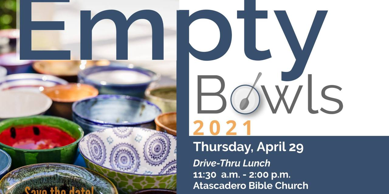ECHO's Annual Empty Bowls Event Returns as a Drive-Thru