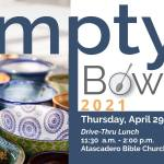 ECHO's Annual Empty Bowls Event Returns as a Drive-Thru