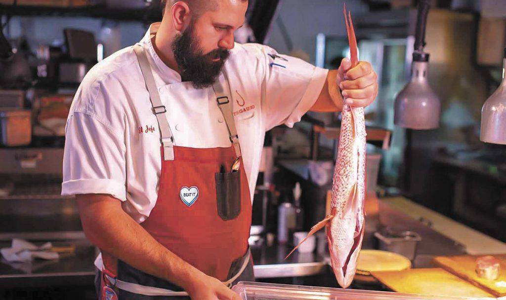 Fish Gaucho
