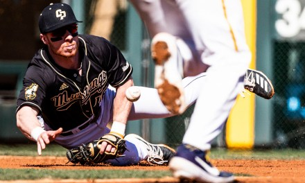 Cal Poly to Host Baylor for Three-Game Weekend Baseball Series