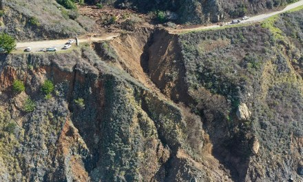 Caltrans Announces Emergency Repairs for Highway 1 at Rat Creek