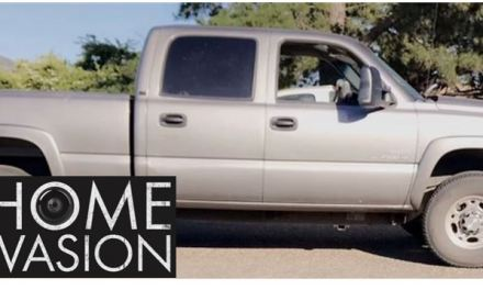 At-Large Home Invasion Robbery Suspect Stole Victims Truck