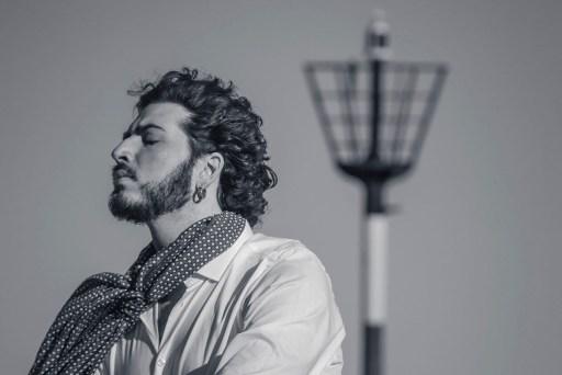 diego amado, jr. flamenco