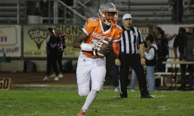 Hounds Roll Pioneer Valley on Homecoming