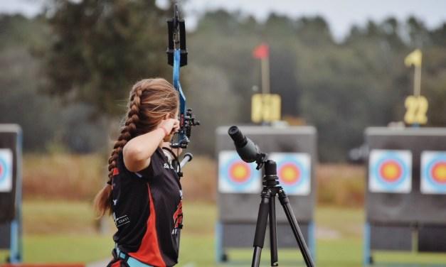 Atascadero Archer Bella Otter Makes USA Archery Team