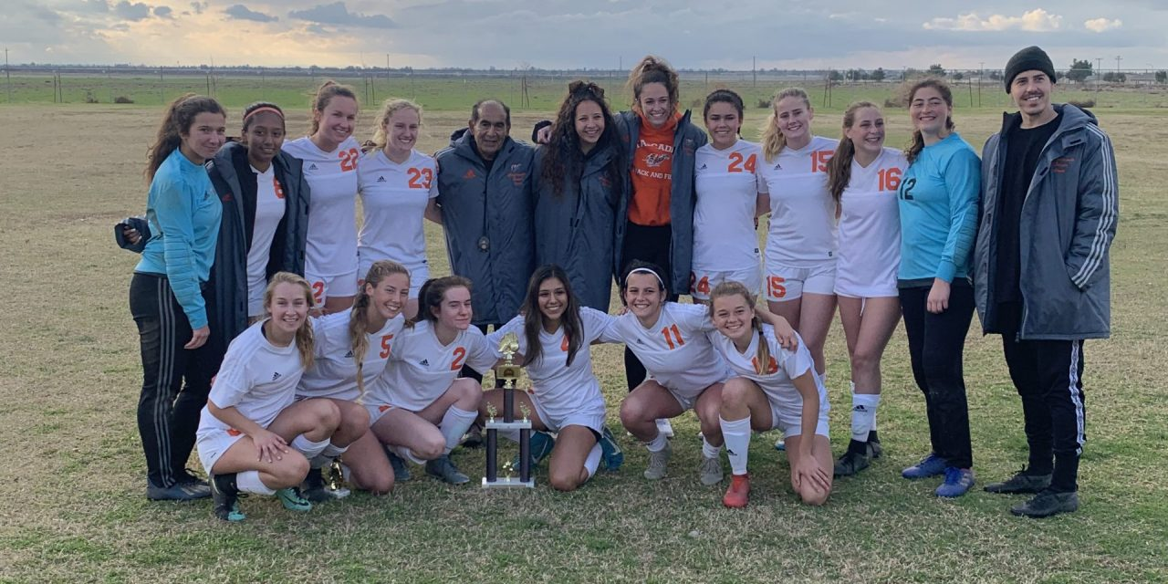 Atascadero, Templeton Girls Win Soccer Tournaments Over Weekend