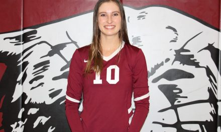 Girls Volleyball Player of the Year: Becca Stroud
