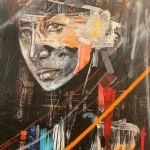 Adam Eron Welch Live Painting Event