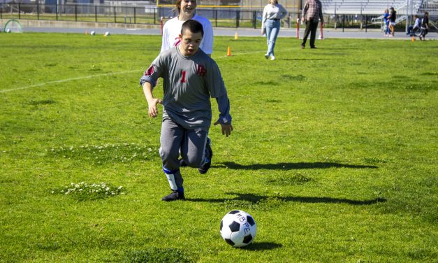 Morro Bay Hosts Special Olympic Soccer Event