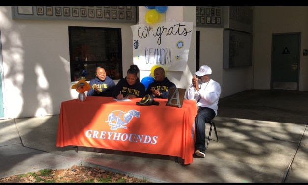 Deandra Tyler Signs With UC Irvine