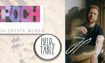 Intimate Concert With Grammy Nominated JP Saxe and Wine Dinner