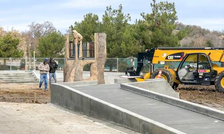 Joy Playground Nears Completion