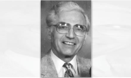 Lee Alfred Ostini 1931-2020