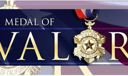 Governor Newsom Honors Public Safety Officers and Service Members with Medal of Valor