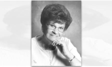 Peggy Evans Harrison 1934-2020