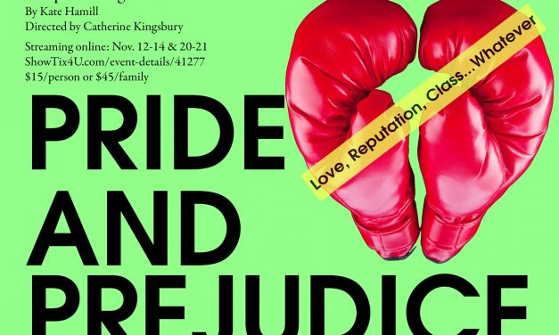 THS Drama Streams Lively 'Pride and Prejudice' as Antidote to Pandemic