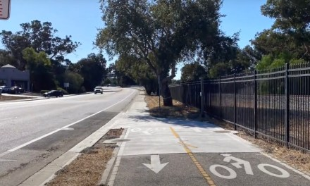City Breaks Ground on the Railroad Safety Trail (Taft to Pepper Streets)