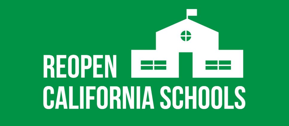 Rally to Re-open California Schools Scheduled Statewide on Tuesday, Sept. 8