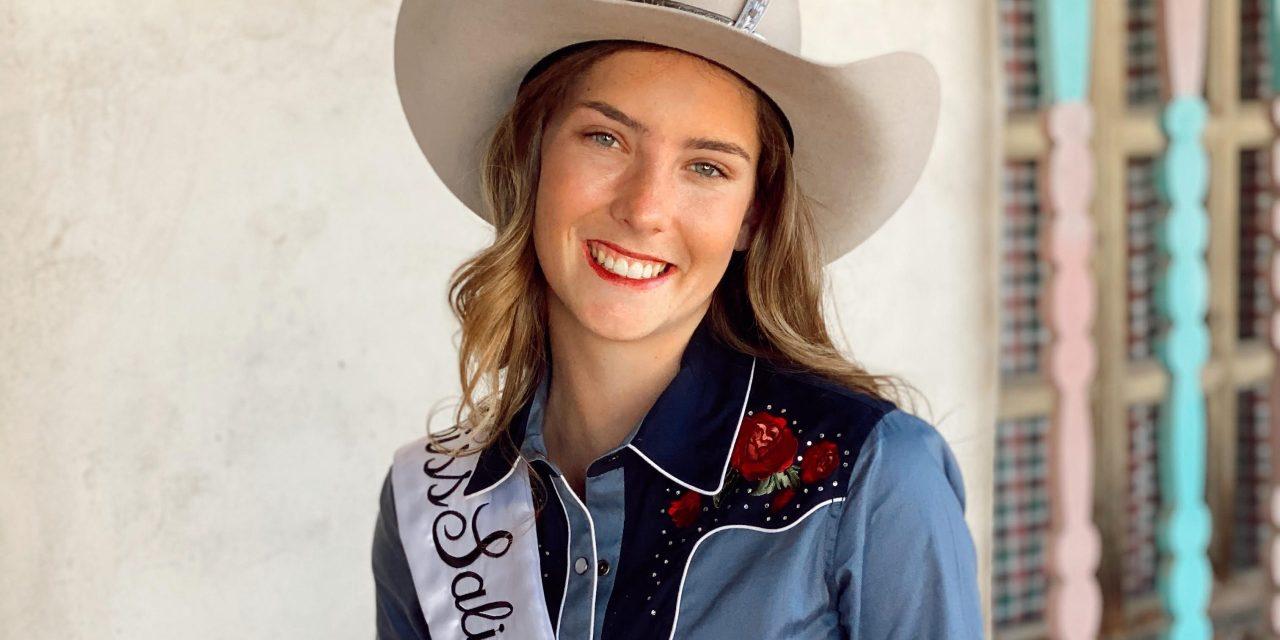 2020 THS Graduate Rosilez Crowned Miss Salinas Valley Fair