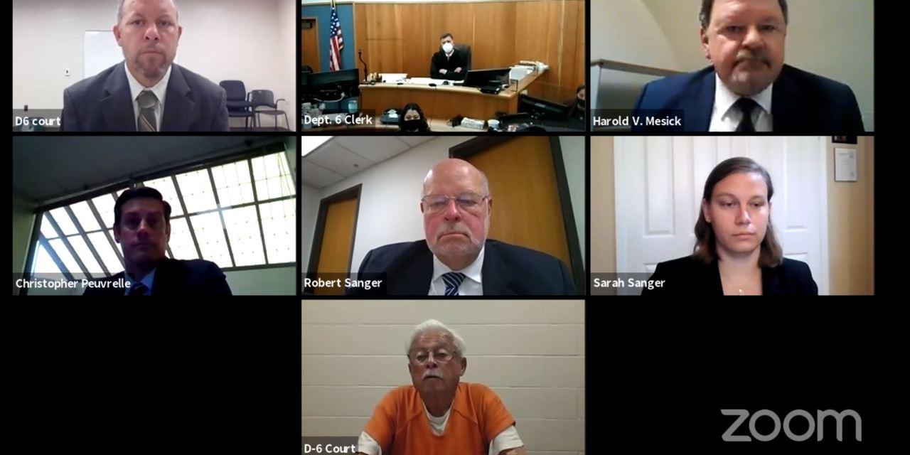 No Plea Entered, Arraignment Continued to Monday, Apr. 19 in Smart Case