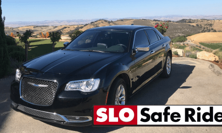 SLO Safe Ride Offers Couples Private Valentine's Wine Tours