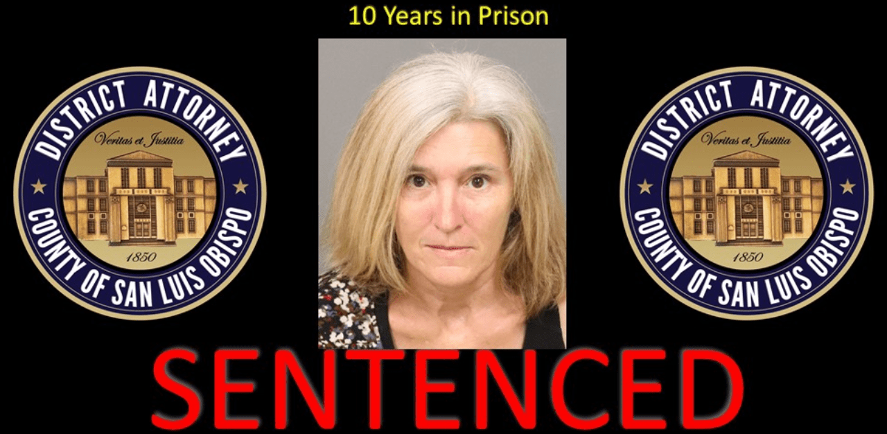 Local Bookkeeper Ginger Lee Mankins Sentenced to 10 Years