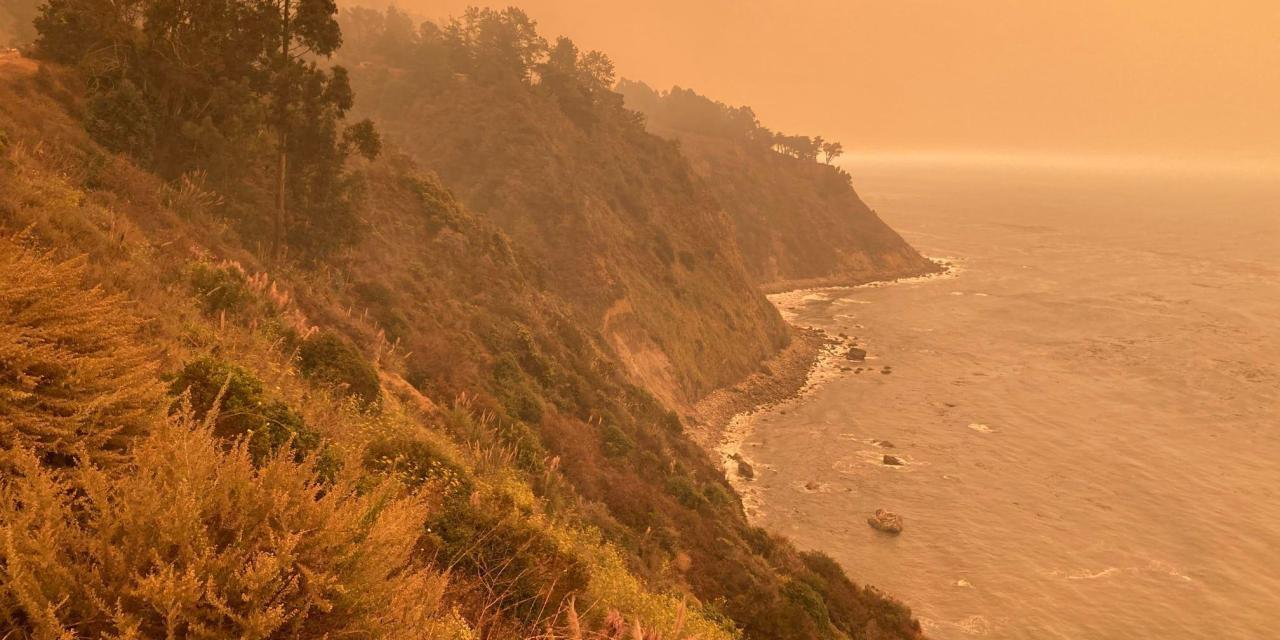 Smoke is Continued to Impact SLO County This Weekend
