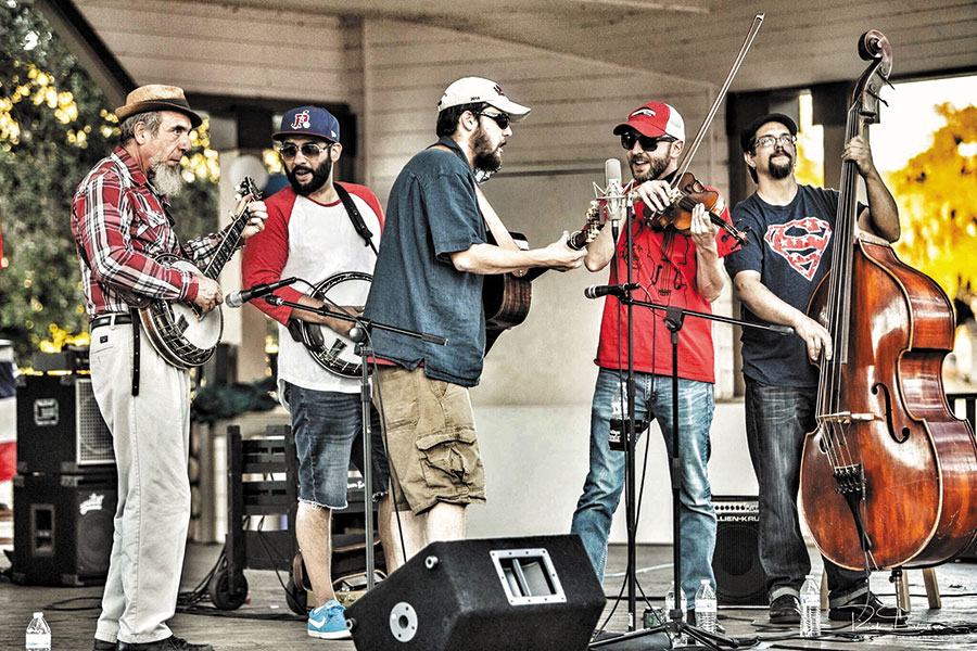 Atascadero 4th of July Bluegrass Freedom Festival Returns Old-Fashioned Fun to Atascadero Lake Park