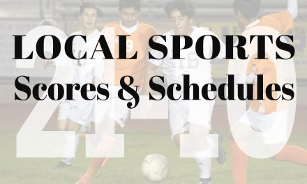 Scores and Schedule Week of January 1-15