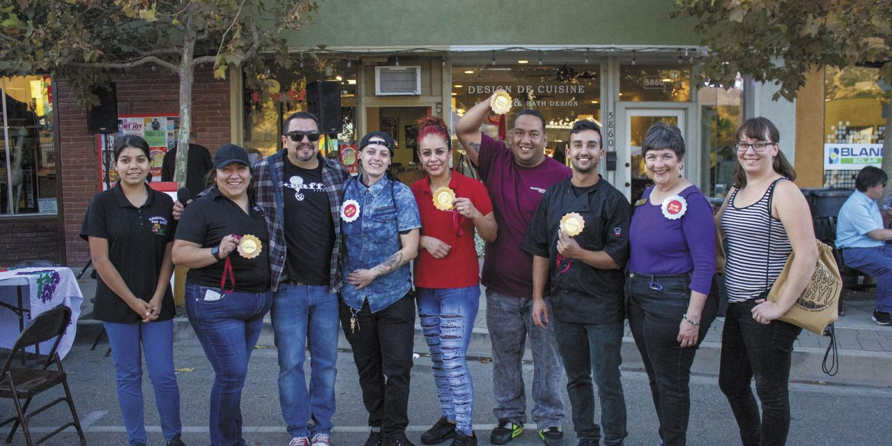 Downtown BID Hosts 5th Annual Taco Day on Traffic Way