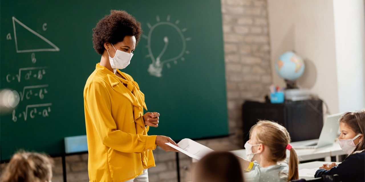 Education and Child Care Workers in High-Risk Settings Eligible for Vaccinations Mar. 1