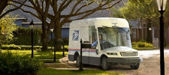 U.S. Postal Service Launches Multi-Billion-Dollar Modernization of Postal Delivery Vehicle Fleet