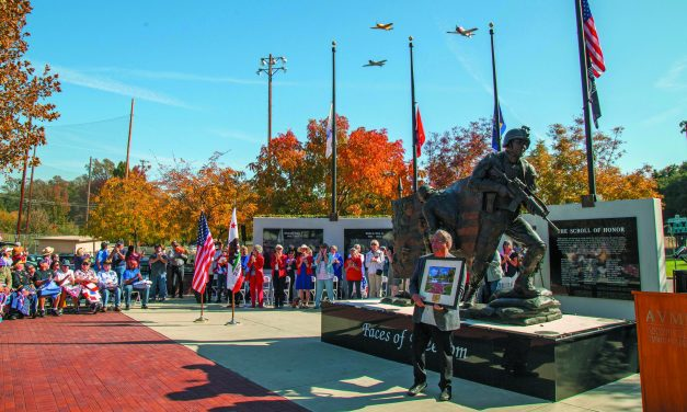 Celebrating Veterans Day in the North County