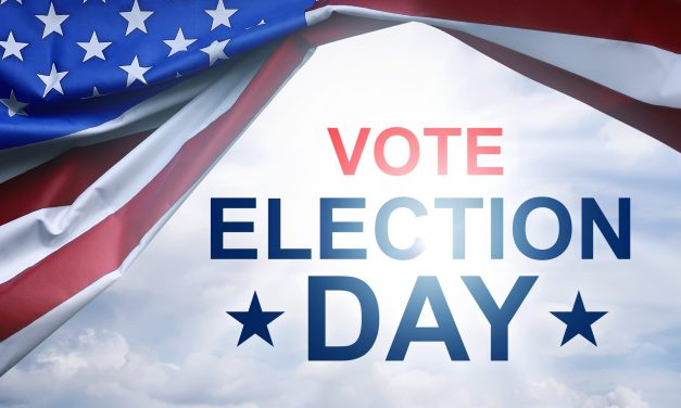 Today is the Day! Nov. 3, 2020 Election Day!