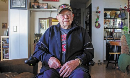 Local Veteran Shares Memories of WWII