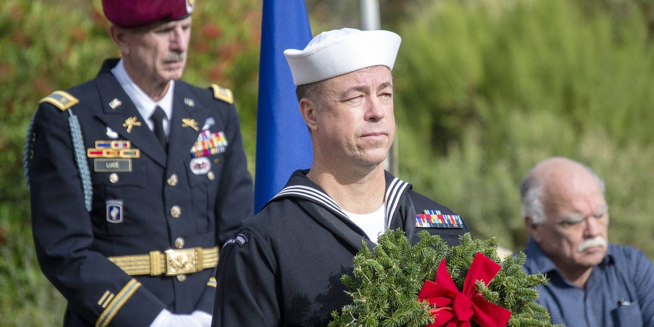 Wreaths Across America Honors Nearly 150 Atascadero Veterans