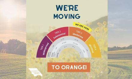 SLO County Advances to Orange Tier