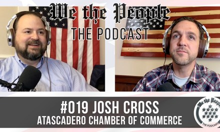 Chamber's Josh Cross Joins 'We the People'