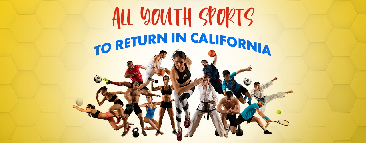 """""""Let Them Play CA"""" Reaches Settlement To Resume Indoor Sports"""