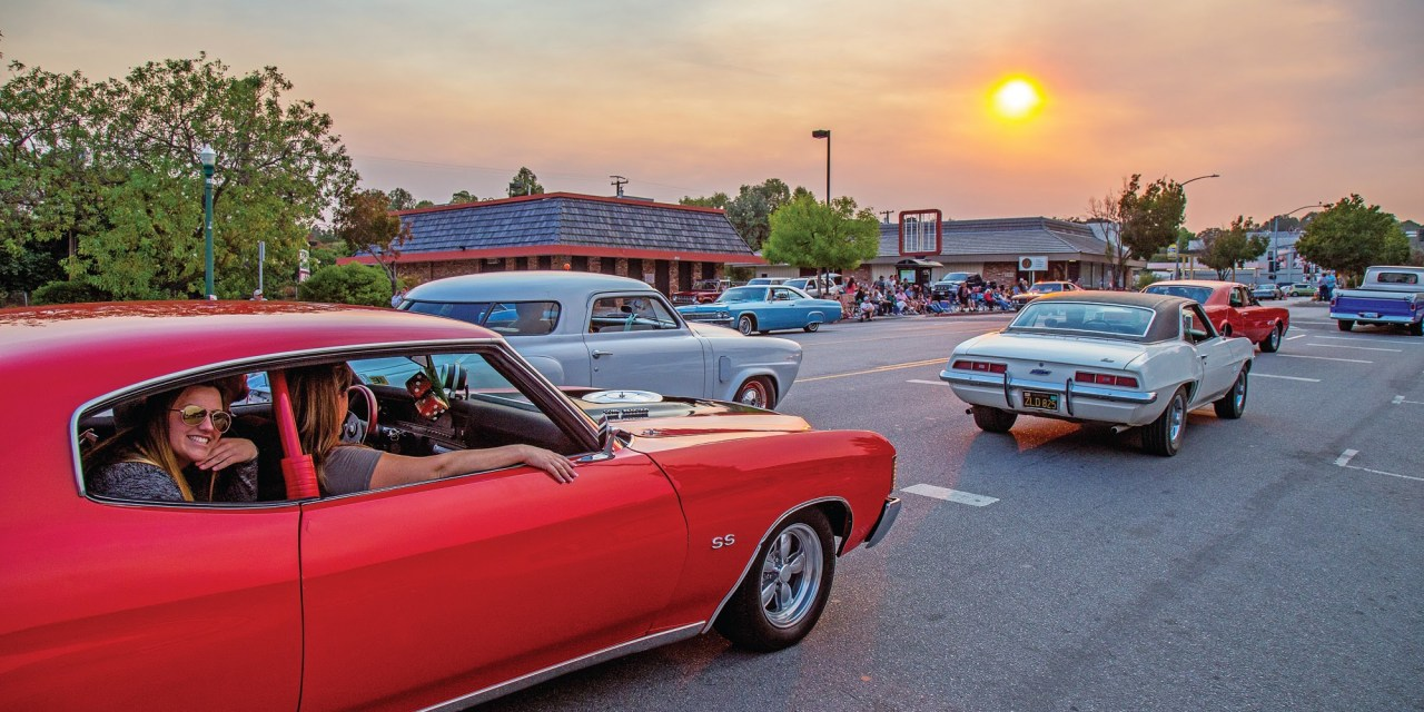 Atascadero Cruise Shifts to Saturday