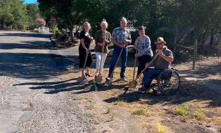 Ground Breaking and Roadwork Schedule for San Marcos and San Gabriel Roads